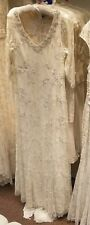 Monsoon New ivory Wedding Dress Size 10