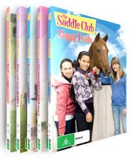 THE SADDLE CLUB - SERIES 3 - BRAND NEW & SEALED 5 X DVD SET