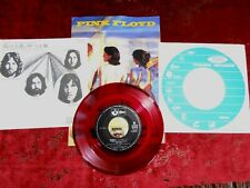 PINK FLOYD ONE OF THESE DAYS OR-2935 RED WAX 1st ISSUE JAPAN  1971  EX to NM