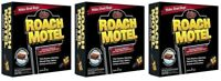 Black Flag Roach Motel - 2 Traps (Pack of 3) Total 6 Traps