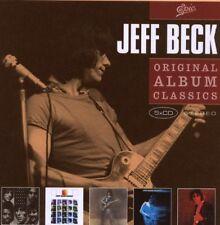JEFF BECK ORIGINAL ALBUM CLASSICS 5 CD NEW
