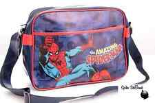 MARVEL'S - THE AMAZING SPIDER-MAN SWINGING SPIDEY MESSENGER BAG (BRAND NEW)