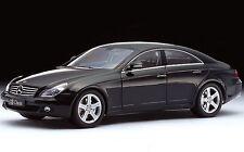 Kyosho 2002 Mercedes Benz CLS Black 08401BK 1:18 *Last Pcs Left!