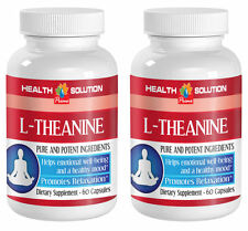 Fish Oil - L-THEANINE EXTRACT 200MG - Enhancess Studying Capabilites - 2B 120Ct