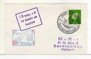 5332) Germany 1960 Card Missile R. I.Nederlands