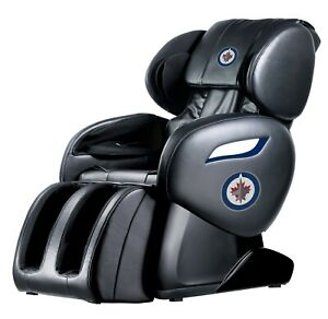 Best Massage Zero Gravity Massage Chair -NHL Winnipeg Jets