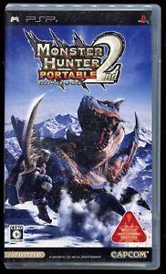 Monster Hunter Portable 2nd for PSP (Japanese Language Import)