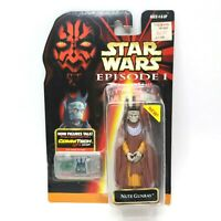 Hasbro Star Wars Episode 1 Nute Gunray Action Figure 1998