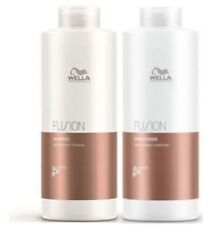 Wella Professional Fusion Intense Repair 1lt Duo Pack Shampoo Conditioner