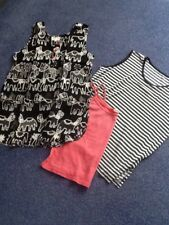 Damenbekleidung Gr. 42, 3x Shirts