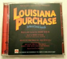 Louisiana Purchase CD Original Cast Recording Musical Comedy