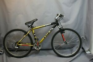"2000 Trek 4500 MTB Bike 13"" X-Small Hardtail Shimano Trigger Shifter USA Charity"