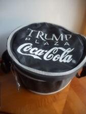 TRUMP PLAZA COCA COLA ROUND COOLER