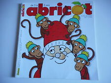 ABRICOT - N° 272 DECEMBRE 2011 - A PARTIR DE 2 A 5 ANS