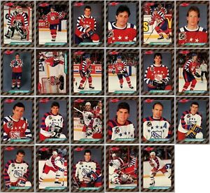 1992-93 BOWMAN GOLD FOIL SHORT PRINTS - FINISH YOUR SET - PICK YOUR SINGLES Rare