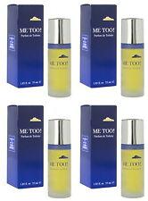 4 PACK ME TOO MILTON LLOYD 55ML PARFUM DE TOILETTE /PERFUME SMELLS LIKE