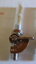 robinet reservoir moto bobber chopper harley sportster triumph tap petcock chrom