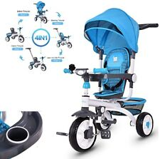 Baby Stroller Tricycle For 2 Year Old Kid Bike Toddler Bicycle Ride On Learning