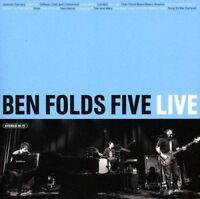 Ben Folds - Five Live [New & Sealed] CD