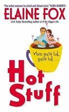 Hot Stuff by Elaine Fox, Good Book