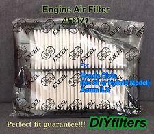 Engine Air Filter For CIVIC 2012-15 (NO Si or Hybrid model) & ILX 2013-15 AF6171