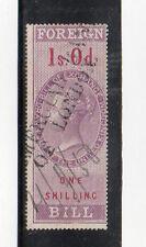 Gran Bretaña Valor fiscal periodo Victoriano (CR-778)