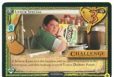 Buffy TVS CCG Limited Class Of 99 Premium Foil Card #190 Lunch Special