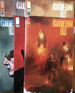 Gideon Falls (Image): 22 to 27 'Wicked Worlds' & 'The End'