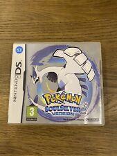 Pokemon Soulsilver Version Nintendo Ds Game