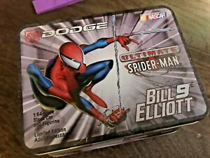 Action Bill Elliott #9 Dodge /Spiderman 2001 Intripid R/T    P-3
