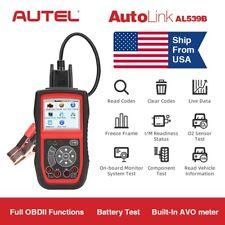 OBD2 Automotive Code Reader Battery Test Full OBDII Function Car Diagnostic Tool