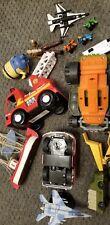 Kids Toys - Junk Drawer Lot, cars trucks boats planes minion etc