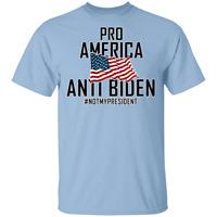 T-Shirt pro-america anti-biden jo libtards liberals democrats trump maga elec...