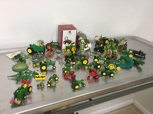 John Deere Tractor Christmas Farm Toys Misc. HUGE LOT