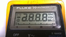 Fluke 77 Series II Display Repair Kit for Faded LCD How To Instructions