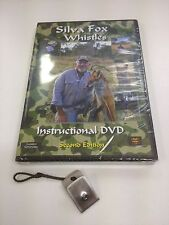 Silva Fox Whistle MINI & DVD PACKAGE- The Ultimate Fox Whistle. Calls upto 1.5km
