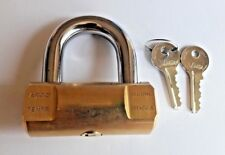 VIRO  105 CYLINDRICAL  80mm / High Security Padlock