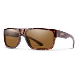Smith Soundtrack Tortoise Sunglasses w/ Polarized Brown Lens