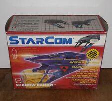STARCOM SHADOW BANDIT shadow forces - MATTEL - NEUF - MISB NEW rare Euro