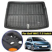 For VW Golf GTI/R MK7 Hatch 13 - 18 Rear Trunk Boot Liner Cargo Mat Floor Tray
