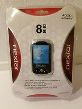 Deadstock New Sealed Nextar MP3 WMA Player 8gb Limited Run