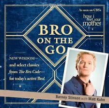 Bro on the Go by Barney Stinson, (Paperback), Touchstone , New, Free Shipping