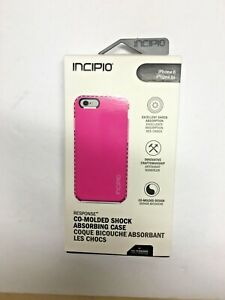 Incipio Response Case [Shock Absorbing] Co-molded Bumper for iPhone 6/6S