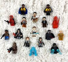 Star Wars Lego Minifigures | Set of 17 | Jedi Knight | Sith
