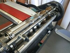 Rollem Champion 990 - Creasing / Perforating