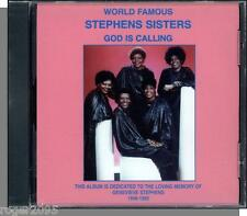 World Famous Stephens Sisters - God Is Calling - New Gospel Music CD!