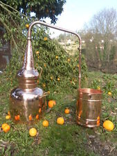Premium Copper Whiskey Alembic Still 20 L - 5 Gallon