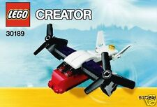 LEGO CREATOR Transport Flieger 30189