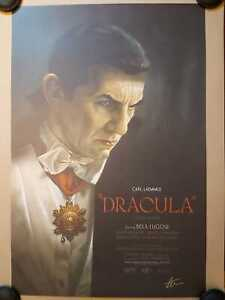 Dracula - 1st Edition Lithograph Print - Signed - Art by Greg Staples - Nt Mondo