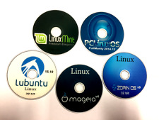 7 Linux OS - Linux Mint, PCLinuxOS, Zorin, mageia 6, Fedora,Lubuntu and SUSE